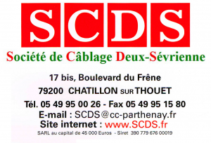 Logo et adresse
