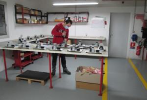 Atelier mezzanine